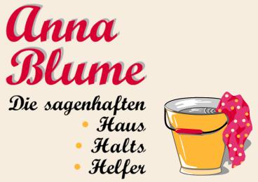Anna Blume. Die sagenhaften Haushaltshelfer.